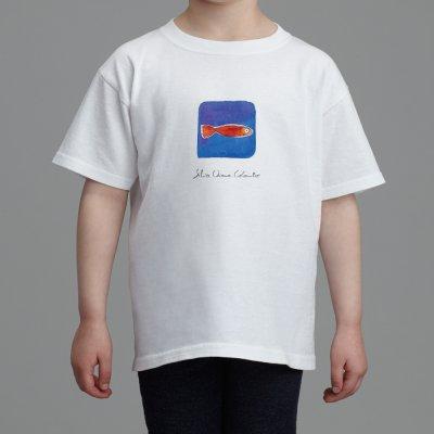 T-shirt bambino Pesce rosso