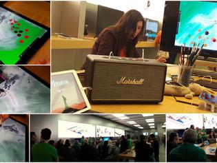 Scatti dall'Apple Event @Rozzano