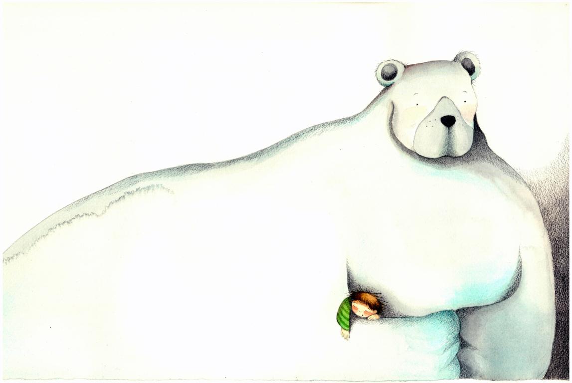La bimba e l'orso