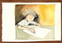 Io che disegno