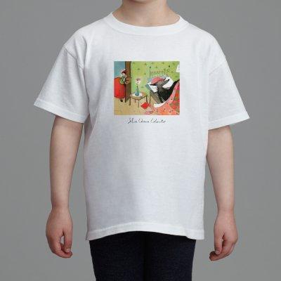 T-shirt bambino Cappuccetto Rosso