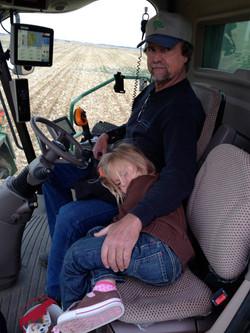 Tractor Nap