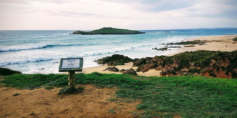 Caminhada do Cercal à Ilha do Pessegueiro
