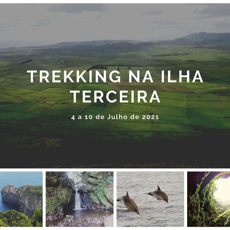 Trekking na Ilha Terceira