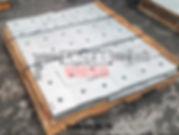 placas anclas estructurales cimentación virso