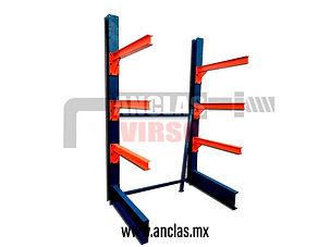 racks anclas estructurales cimentación virso