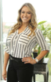 Legal Assistant Angela Ortiz of Burns and Moss Law Firm