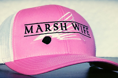 Pink/White Marsh Wife