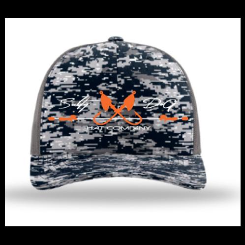 Twisted X Digital Navy