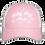 Thumbnail: Snook - Hot Pink/White