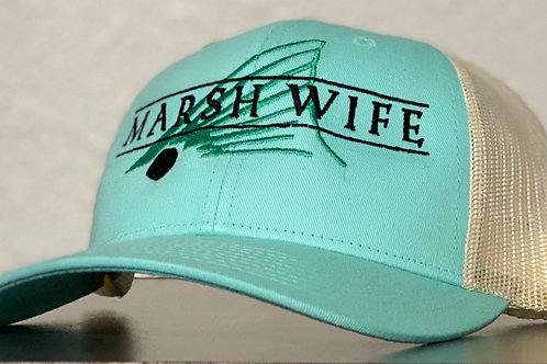 Aruba Blue Marsh Wife