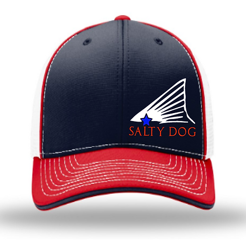 LoneStar-Navy/Red/White (FLEX-FIT)