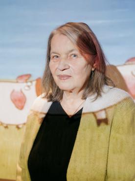 Elke Loewe, Autorin & Schöpferin der Kinderserie »Piggeldy und Frederick«