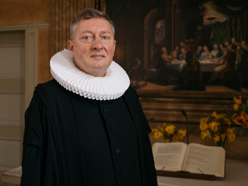 Sieghard Wilm, »Kiezpastor« Hamburg, St. Pauli