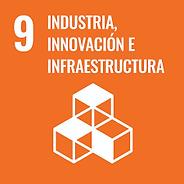 Industria, innovación e infraestructura.