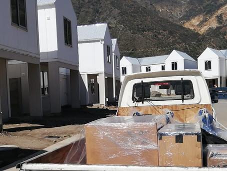 Se inicia proyecto Quebradas del Maipo