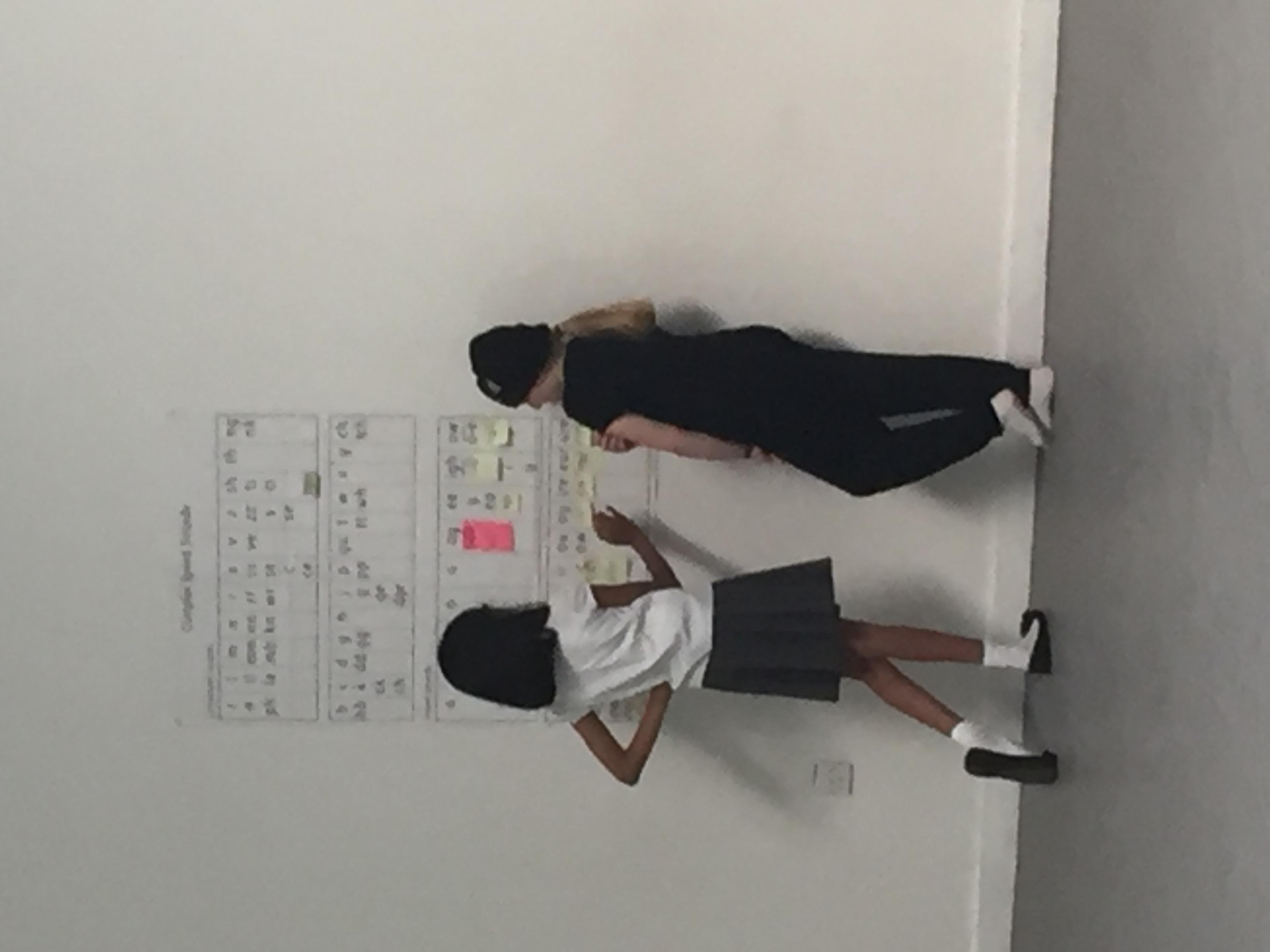 In rehearsal - Ark Academy