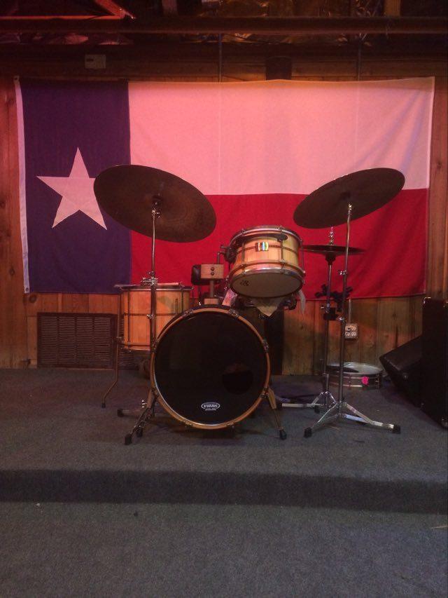 Le Soprano Kit Texas Flag