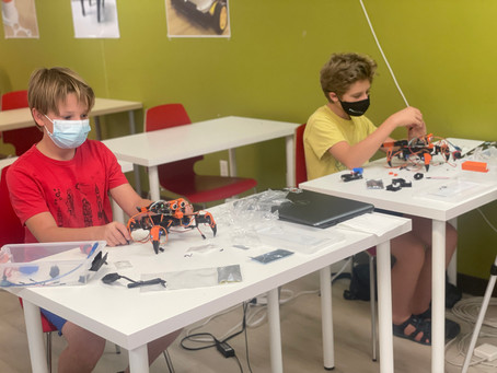5 Reasons Why You Should Join Halloween Robotics Workshop