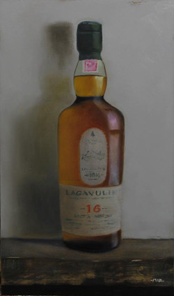 scotch Lagavulin 16