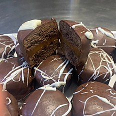 Small Chocolate alfajor by Dozen