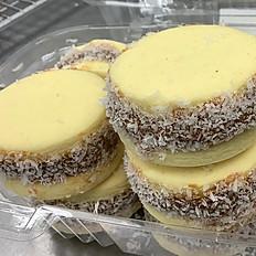 Vanilla Alfajor by dozen.