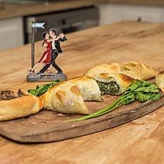 Spinach & Feta Cheese