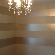 metalic stripes
