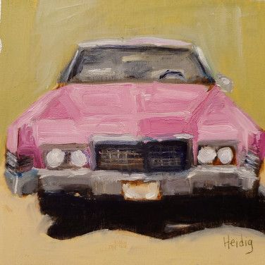 i love you for your pink cadillac