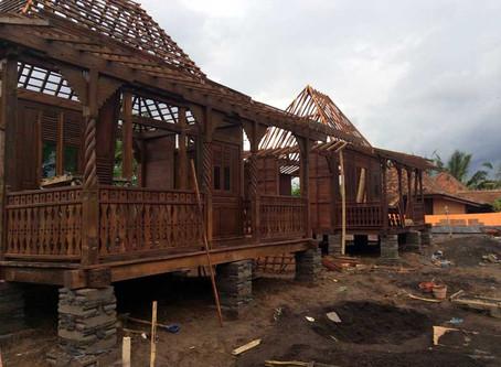 Manasseh's Proyek Bali Rumah