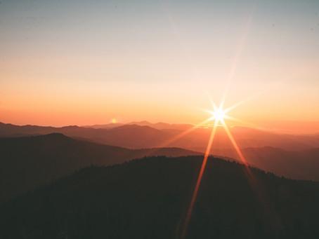 Fui a buscar el sol