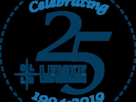 Lemke Land Surveying Celebrates 25th Anniversary!