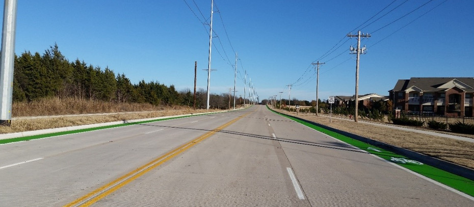 Cardinal Named 2016 Gold Winner for Cedar Lane Road Project by both American Public Works Associatio