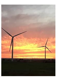 Cardinal Engineering Completes Wind Farm Project
