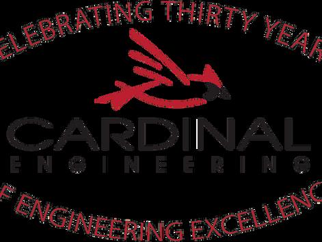 Cardinal Engineering Celebrates 30th Anniversary!