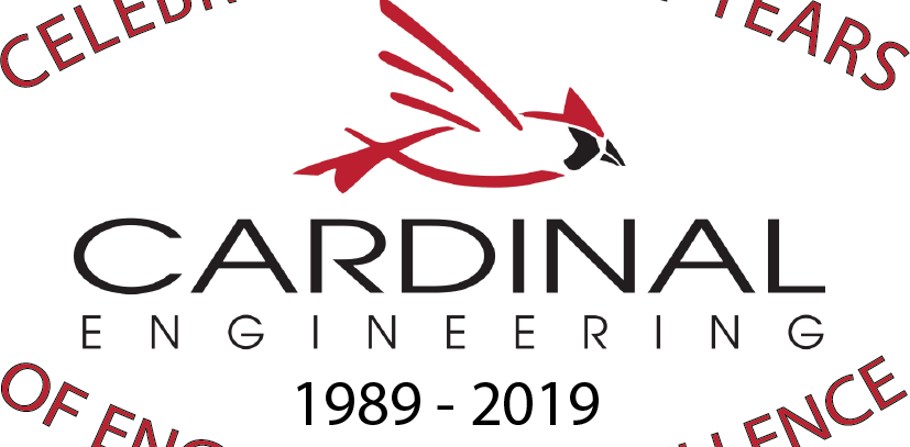 Cardinal Engineering Celebrates 30th Anniversary!