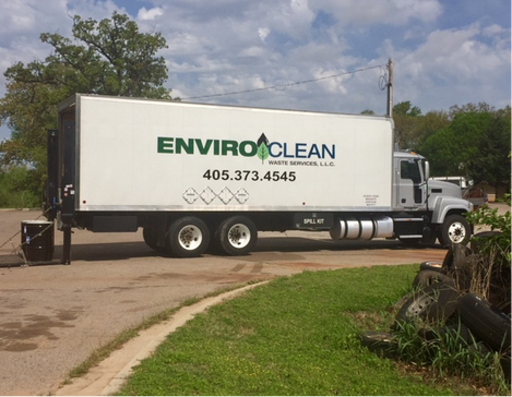 Enviro Clean Waste Services provides Household Waste Disposal for the Kickapoo Tribe of Oklahoma