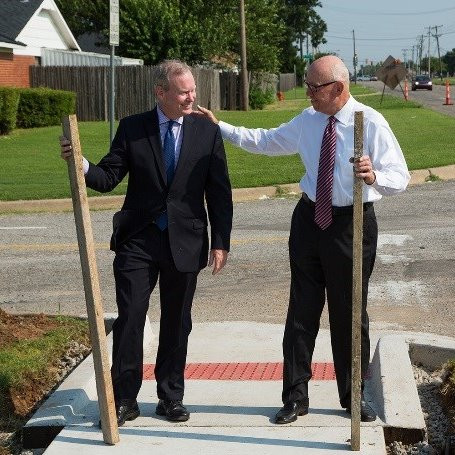 Cardinal Engineering Completes Phase 2 of the MAPS 3 Sidewalks Project