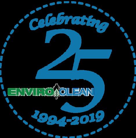 Enviro Clean Celebrates 25th Anniversary!