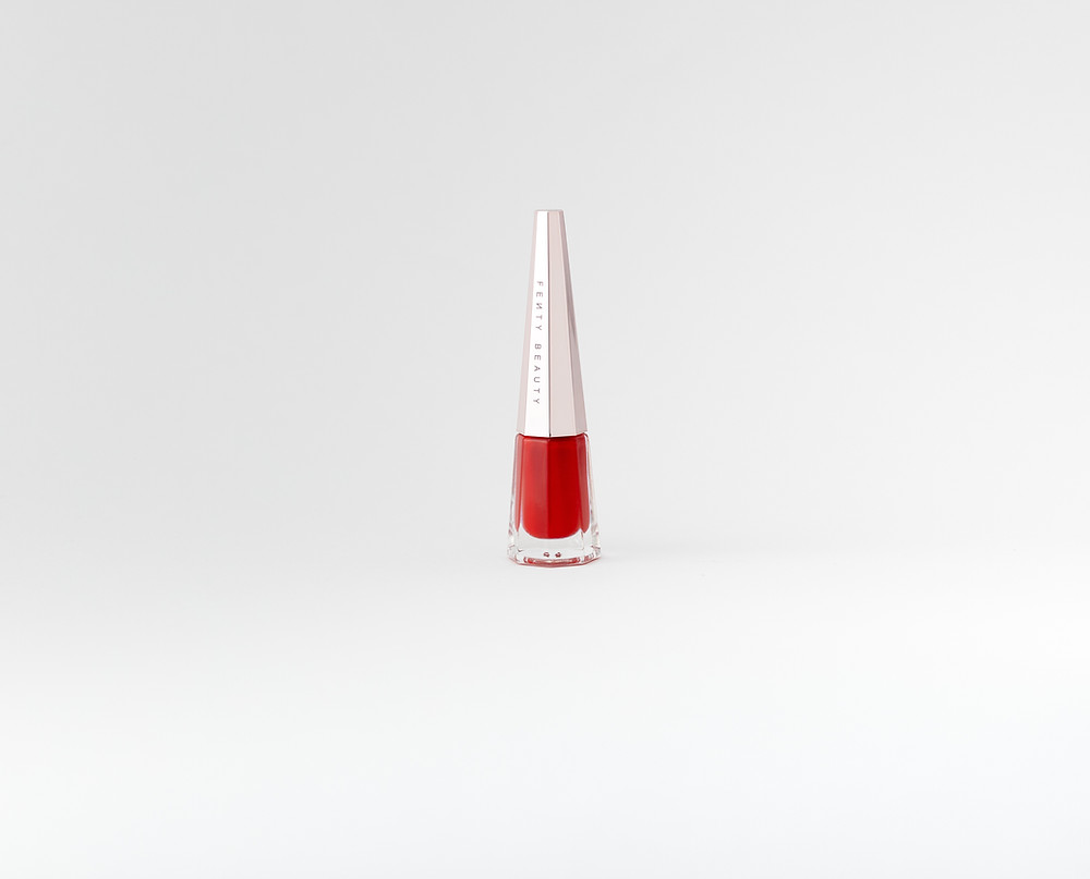 Professional product photography of makeup on clean white background.
