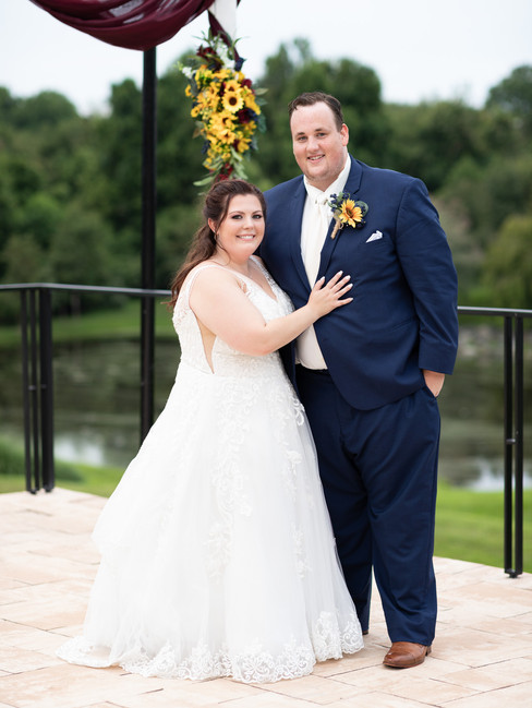 WEDDING | THE MANOR AT SILO FALLS BROOKEVILLE, MD