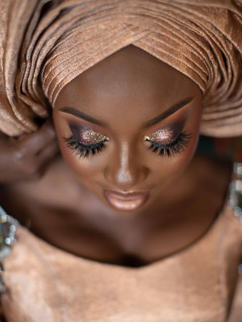 NIGERIAN BRIDE | TRADITIONAL ENGAGEMENT