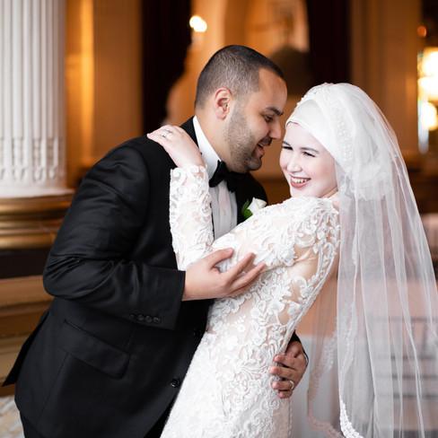 WEDDING | BELVEDERE HOTEL BALTIMORE, MD