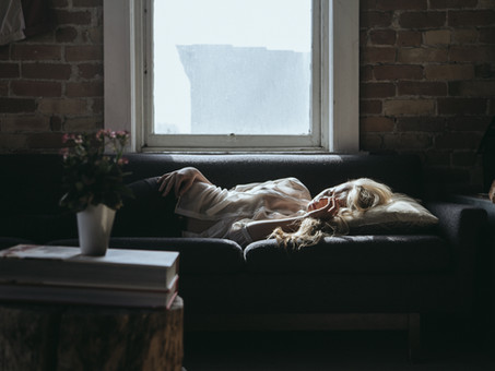 Sleep: weight gain, anxiety and brain fog