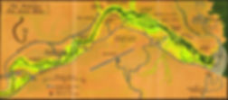 San Juan River Map | San Juan River Lodging