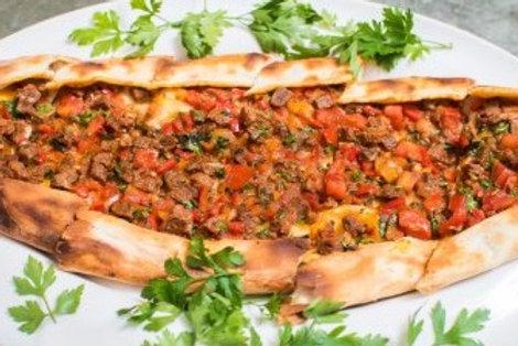 Kusbasili Pide+ Salade offerte
