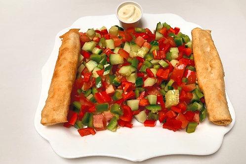 Sigara boregi + Salade offerte
