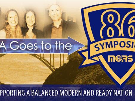 2018 86th MORS Symposium