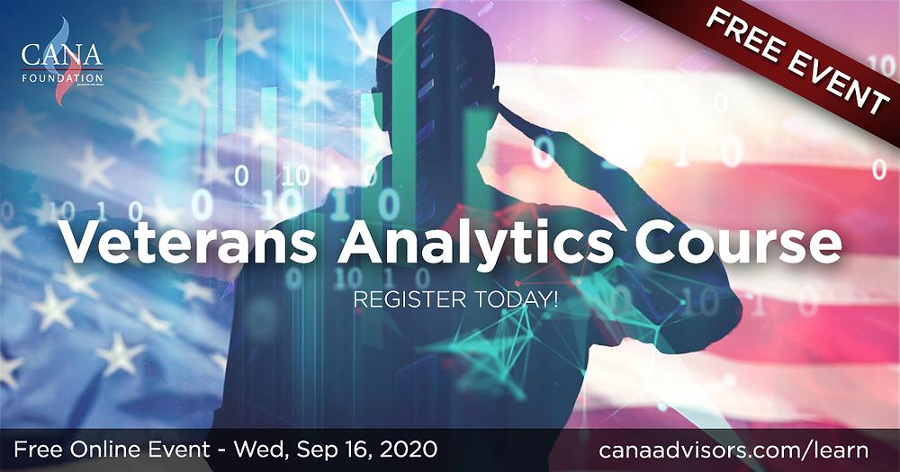 Free Veterans Analytics Course