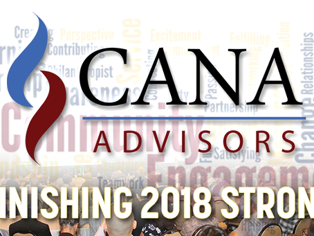 CANA Advisors Finishes 2018 Strong with the INFORMS Annual Meeting & MORS Emerging Techniques Fo